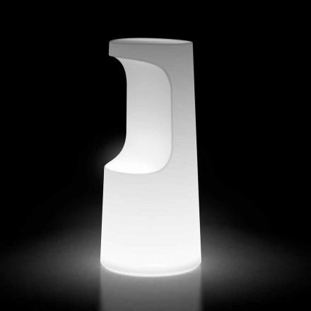 Jashtëqitje me dritë të jashtme në polietilen me dritë LED prodhuar në Itali - Forlina