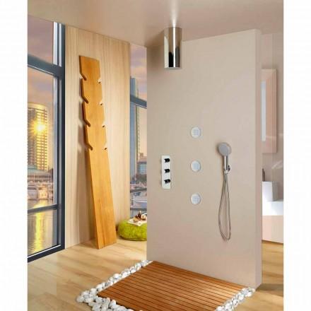 Bossini Elegant 1 kreu dush me llak nga, dizajn modern