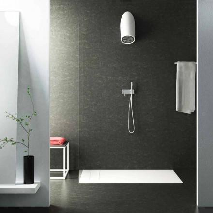 Koka moderne e dushit në mur në Luxolid bëri 100% në Itali, Rubano