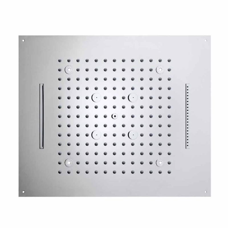 Dush moderne me katër funksione dush me kokë me drita LED Dream