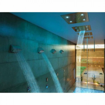 Dush moderne me katër funksione dush dhe kromoterapi Dream