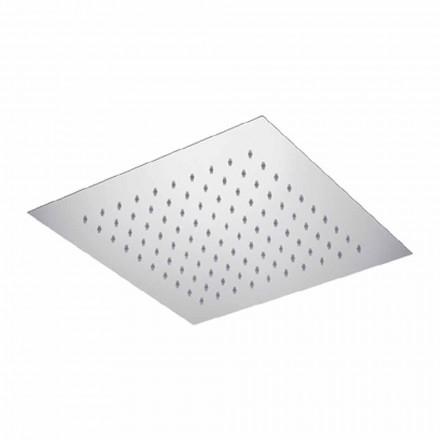 Kreu dushi me tavan katror në çelik i prodhuar në Itali - Amidoni
