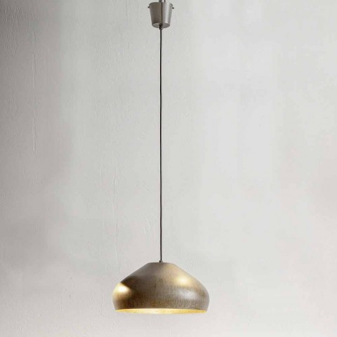 Diametri i pezullimit të dizajnit të çelikut antik 450 mm - Materia Aldo Bernardi