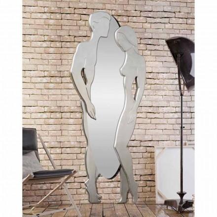 Pasqyrë muri Burrë dhe grua nga Viadurini Dekor, dizajn modern