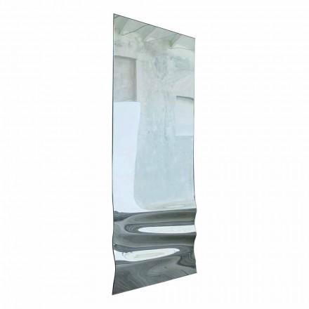 Pasqyrë e madhe në përfundim të kristalit me onde prodhuar në Itali - Athinë
