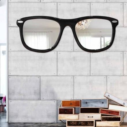 Pasqyrë Wall Occhiali nga Viadurini Decor, e bërë në Itali
