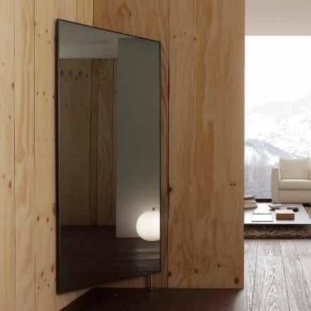 Pasqyrë muri me çengela për dyer dhe pallto hapëse të prodhuara në Itali - Boro