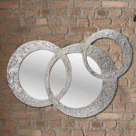 Mirror Cortina i Vogël nga Viadurini Decor, e bërë në Itali
