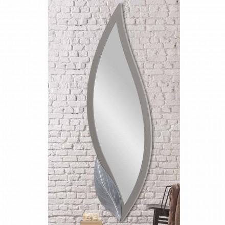 Designer Mirror Sagama nga Viadurini Decor, e bërë në Itali