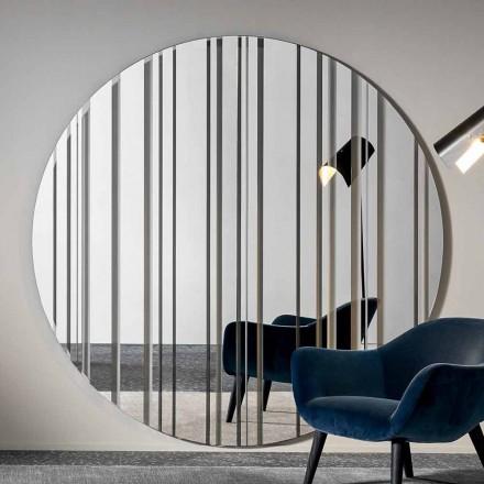 Diametri i Mirrorit për Dizajnin e Rrumbullakët 200 cm Made in Italy - Coriandolo