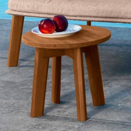 Tavolinë kafeje në natyrë Cleo nga Talenti cm 35 cm, e bërë në Itali