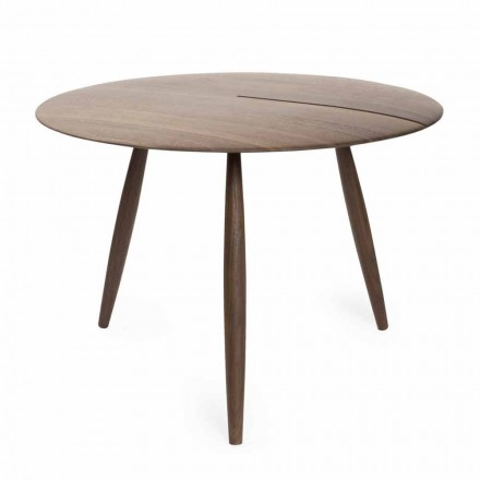 Tavolinë kafeje në arrë të ngurtë ose Ash Made in Italy - Maxime