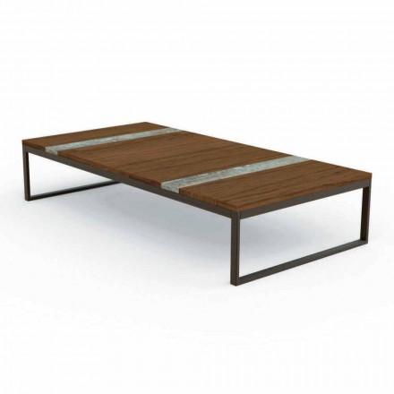 Tavolinë kafeje në natyrë Casilda nga Talenti, 70x140 cm