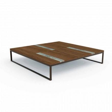Tavolinë kafeje në natyrë Casilda nga Talenti, 140x140 cm