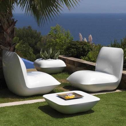 Tavolinë kafeje në natyrë Jastëk Vondom, dizajn modern 67x67 cm