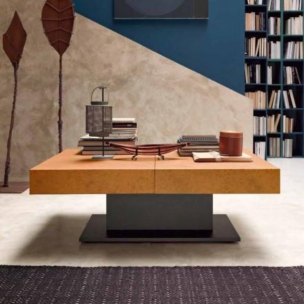 Tavolinë kafeje Transformuese me Efekt Llaçi Top Prodhuar në Itali - Romantike