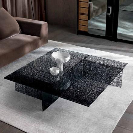 Dizajnimi i Tabelës së Kafeve Extreme të Qelqit Dekoruar Made në Itali - Sestola