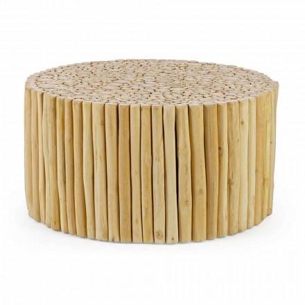 Tryezë e rrumbullakët kafeje e formuar nga Homemotion Deak Deak - Sprig