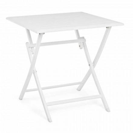 Tavolinë kafeje në ajër të palosshme katrore në alumini të pikturuar - Gjueti