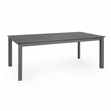 Tabela e zgjerueshme në natyrë në alumini Homemotion Moderne Design - Casper