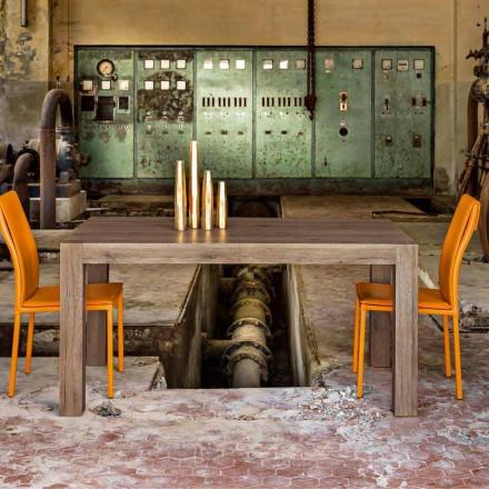 Tavolinë ngrënie e zgjatur deri në 320 cm me një model modern Oky