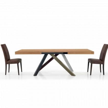 Tabela e darkës së zgjatur deri në 450 cm në Laminuara të bëra në Itali - Salentino