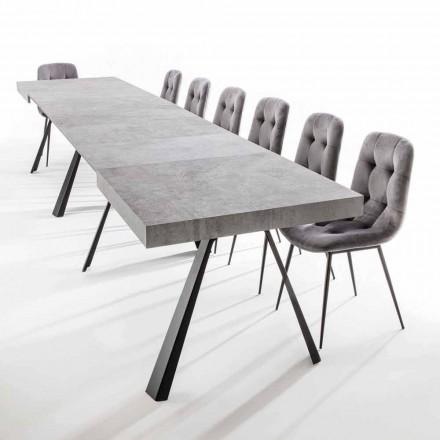Tavolinë darke e zgjerueshme Deri në 500 cm me majën e Melaminës - Raimondo