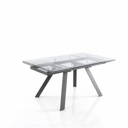 Tavolina e darkës që zgjatet deri në 240 cm në gotë - Basilea