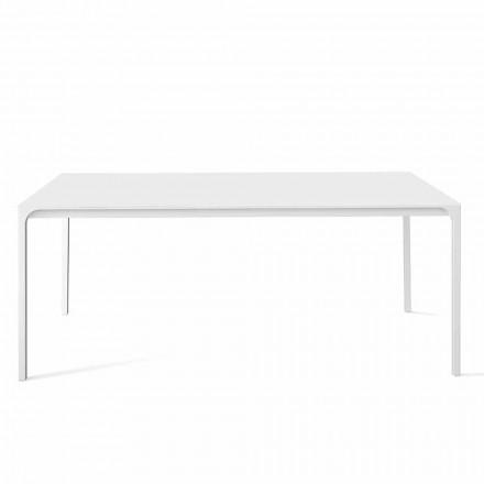 Tavolinë ngrënieje e zgjerueshme Deri në 265 cm e Projektimit Made in Italy - Bonaldo Zen