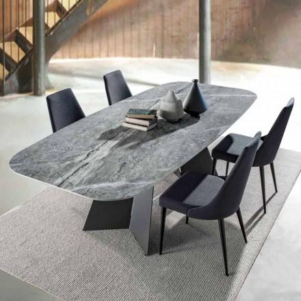 Tabela Moderne e Darkës me Prodhime Gresi prej Porcelani - Meduno