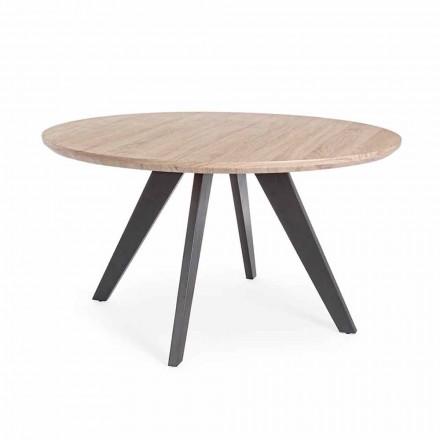 Tavolinë moderne darke me majë të rrumbullakët në Homemotion të veshura me MDF - Varna