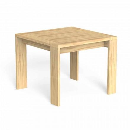 Dizajn Sheshi Tavolinë për Ngrënie në Jashtë në Dru të Çmuar - Argo nga Talenti
