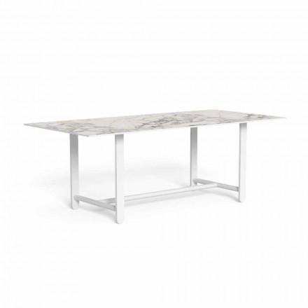 Tavolinë darke në natyrë me Gres Top, me cilësi të lartë - Riviera nga Talenti