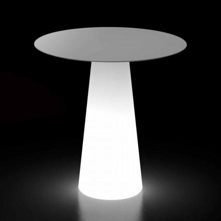 Tabela për Dizajn të Jashtëm me Bazë Dritash LED Prodhuar në Itali - Forlina