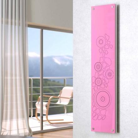 Radiator dekorativ me ujë të ngrohtë, dizajn modern Veshje e re nga Scirocco H