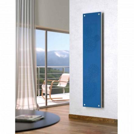 Dizajner radiator vertikal elektrik me mbulesë Veshja e Re nga Scirocco H