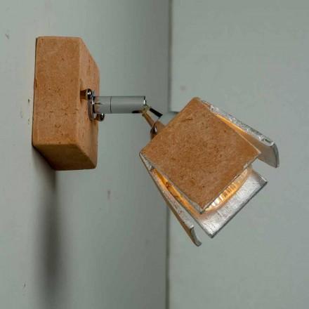Toscot Piastra me tarracë të punuar me dorë muret rrallojnë 1 dritë të drejtuar