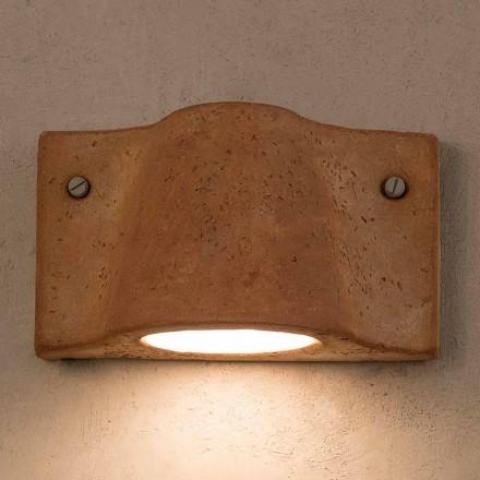 Toscot Lido llambadar i brendshëm / i jashtëm tarracë i bërë në Itali