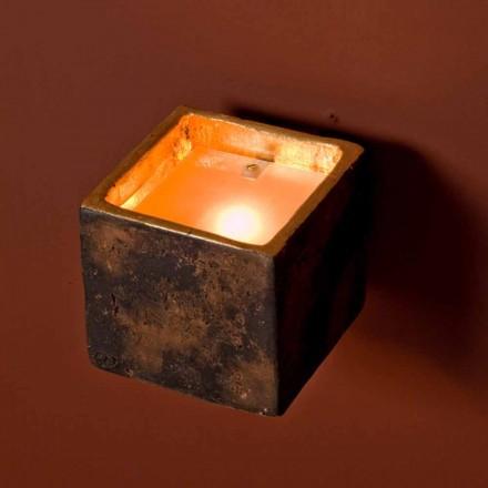 Toscot Montecristo Cube tarracë mur i mprehtë