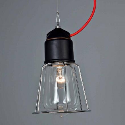 Toscot Novecento dritë e punuar me dorë të varur me një varëse të vetme