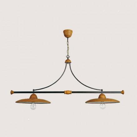 Toscot Settimello dritë varëse terrakote e punuar me dorë