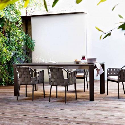 Tavolinë kopshtesh e gjërë, e zgjueshme deri në 380 cm, Dolmen nga Varaschin