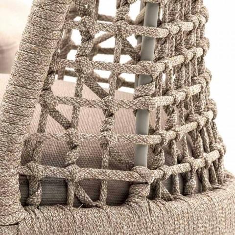 Varaschin Emma karrige në natyrë në pëlhurë dhe alumin