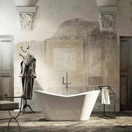 Vaskë me stil të pavarur të dizajnit modern prodhuar 100% në Itali Ragusa