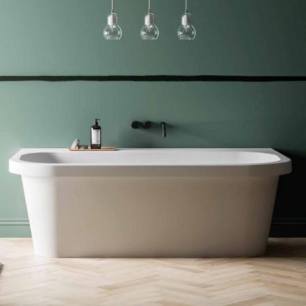 Vaskë pa këmbë me shkëlqim / Matt White dhe Made in Italy - Margex