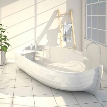 Vaskë me dizajn modern të bërë tërësisht në Itali Oqean