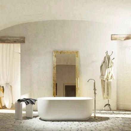 Vaskë me stil modern të dizajnit prodhuar 100% në Itali Zollino