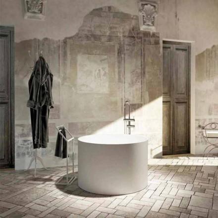 Vaskë e lirë e dizajnit të rrumbullakët prodhoi 100% në Itali, Kremones