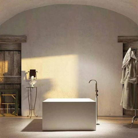 Vaskë katrore e pavarur e bërë në Itali nga dizajni Argentera