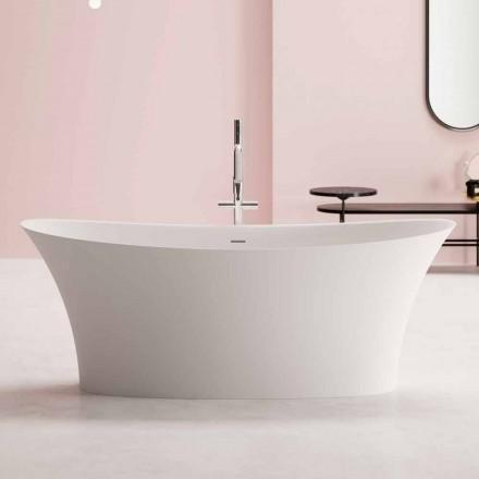 Dizajni vaskë me këmbë të lirë, Dizajn në sipërfaqe të ngurtë - Shikoni